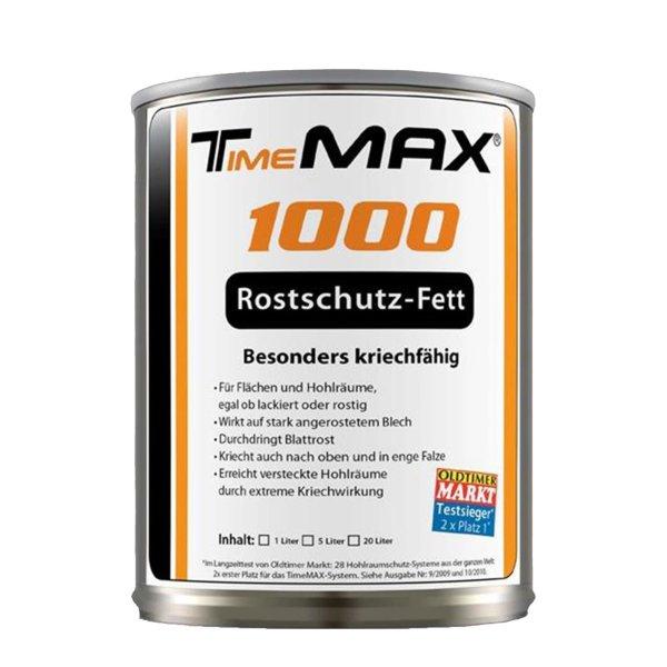 TimeMAX 1000 - Rostschutz-Fett