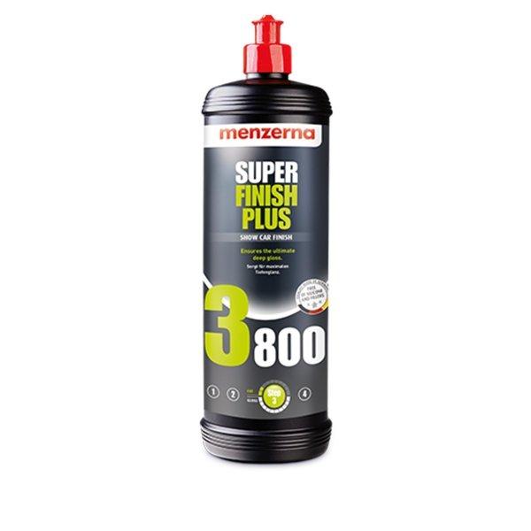 Menzerna Super Finish Plus 3800 Hochglanzpolitur