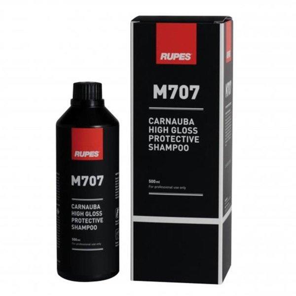 Rupes M707 Carnauba High Gloss Protective Shampoo