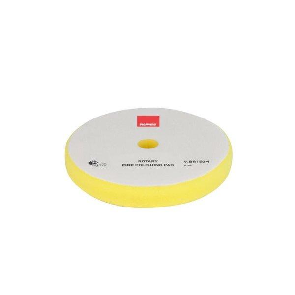 Rupes BigFoot Polierschwamm/-Pad Rotary Fine gelb 130/135