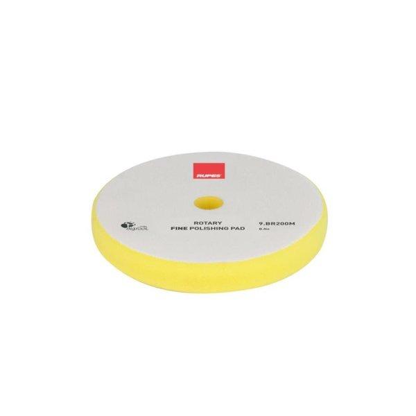 Rupes BigFoot Polierschwamm/-Pad Rotary Fine gelb 175/180