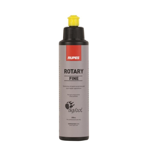 Rupes BigFoot Politur/Polierpaste Rotary Fine gelb
