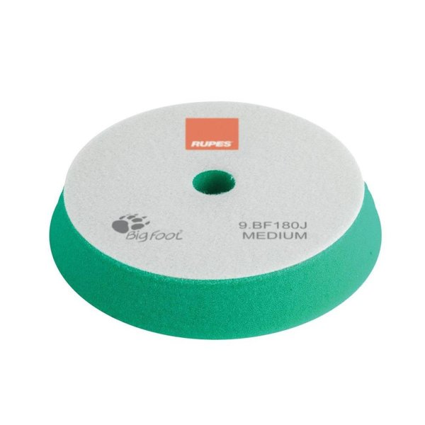 Rupes BigFoot Polierschwamm/-Pad Medium Grün 150/180