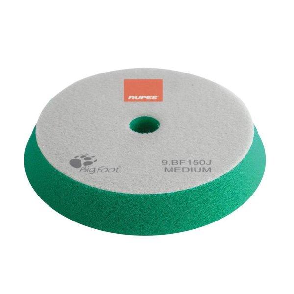 Rupes BigFoot Polierschwamm/-Pad Medium Grün 130/150