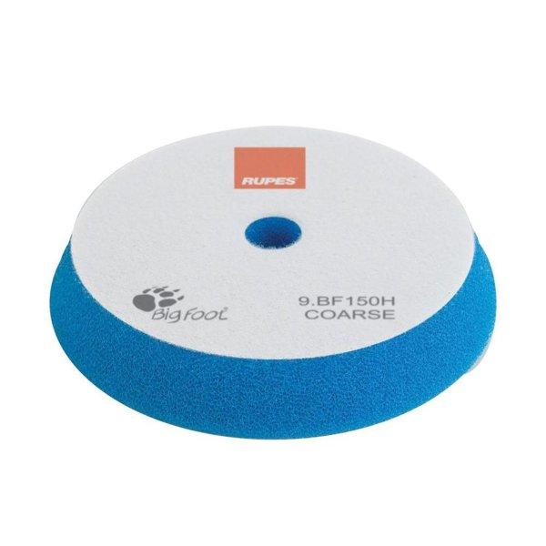 Rupes BigFoot Polierschwamm/-Pad Coarse Blau 130/150