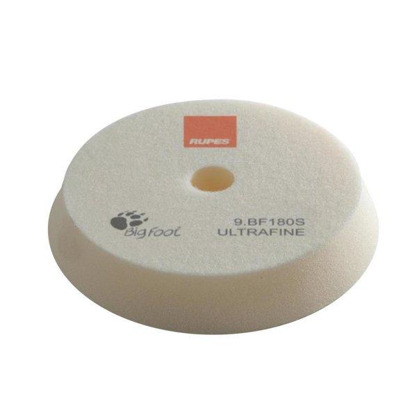 Rupes BigFoot Polierschwamm/-Pad Ultrafine Weiß 150/180
