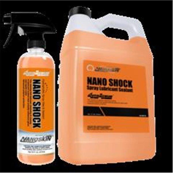 NANOSKIN NANO SHOCK Hydrophobic Spray Wax & Sealant Sprühversiegelung