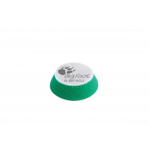 Rupes BigFoot Polierschwamm/-Pad ibrid Medium Grün 30/40