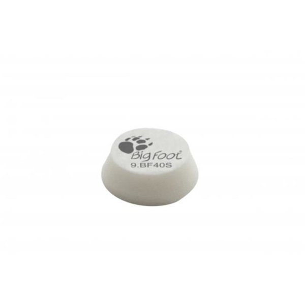 Rupes BigFoot Polierschwamm/-Pad ibrid Ultrafine Weiß 30/40