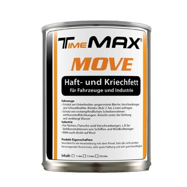 TimeMAX MOVE - Haft- und Kriechfett