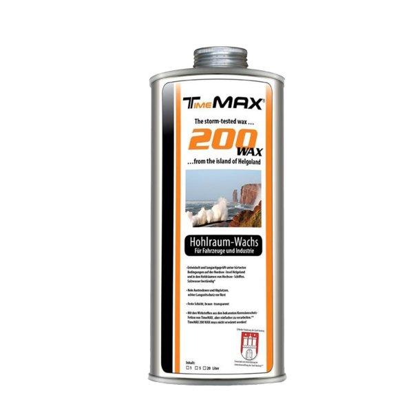 TimeMAX 200 Protect WAX - Hohlraum- und Unterbodenschutz-Wachs