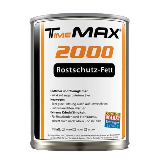 TimeMAX 2000 Korrosionsschutz/Rostschutz-Fett