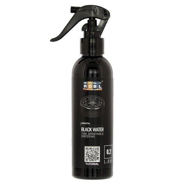 ADBL Black Water Gummipflege